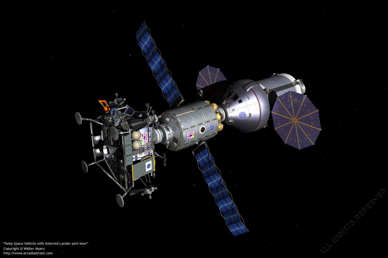Inner Solar System Exploration Gallery